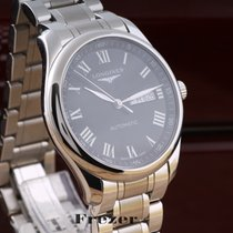 Longines Master Collection pre-owned 38.5mm Steel