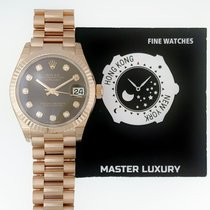 Rolex Rose gold 31mm Automatic 278275 new