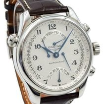 Longines Steel 44mm Automatic L2.717.4 pre-owned United States of America, Indiana, Carmel