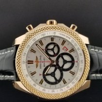 Breitling Bentley Barnato Rose gold 49mm Silver United States of America, New York, New York