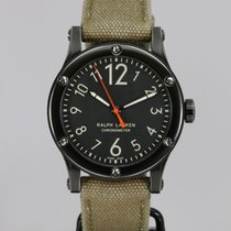 Ralph Lauren Steel Automatic R0220900 pre-owned