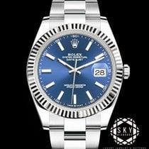 Rolex Datejust 126334-0001 Ny Stål 41mm Automatisk