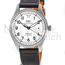 IWC IW327002 Steel Pilot Mark 40mm new