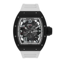 Richard Mille Carbon 50mm Automatic RM030 new
