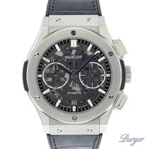 Hublot Titanium 45mm Automatic 525.NX.0170.LR pre-owned