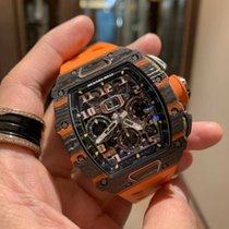 Richard Mille RM 11-03 Carbon RM 011 44.5mm neu