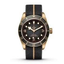 Tudor Black Bay Bronze new 2019 Automatic Watch with original box 79250BA