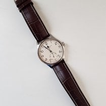 D.Dornblüth & Sohn Steel 42mm Manual winding pre-owned