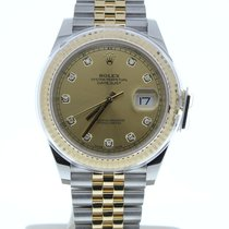 Rolex Datejust 126333 2010 pre-owned