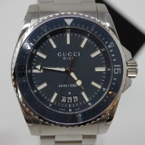 Gucci Stahl 45mm Quarz YA136203 neu Deutschland, Hamburg