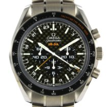 Omega Speedmaster HB-SIA Titanium Black No numerals