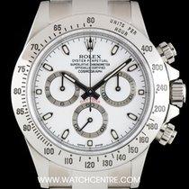 Rolex S/Steel APH Error White Dial Cosmograph Daytona 116520