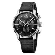 ck Calvin Klein Men's K2G271C3 City Cronograph Watch