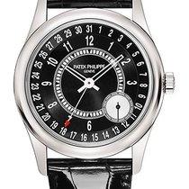 Patek Philippe Mens Calatrava Watch  39 mm 18K white gold