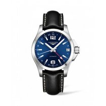 Longines Conquest GMT Automatic Ref. L36874992