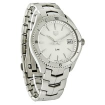 TAG Heuer Link Mens Silver Dial Swiss Quartz Watch WAT1111.BA0950