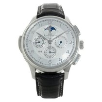 IWC Portuguese Grande Complication Platinum 45mm White