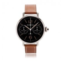 Bell & Ross Vintage BRWW1-MONO-HER/SCA new