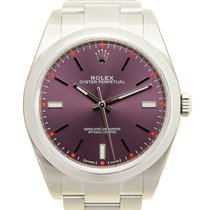 勞力士 Oyster Perpetual Stainless Steel Purple Automatic 114300PUR_O