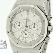 Audemars Piguet Royal Oak Chronograph 25860ST Box & Swiss...