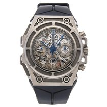 Linde Werdelin SpidoSpeed Chronograph Limited Edition SS.T