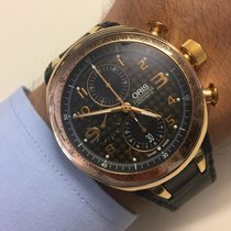 Oris TT3 Williams Formula 1 Gold Limited Edition 680.7601.60.84