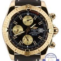 Breitling Chronomat Yellow gold - all prices for Breitling Chronomat