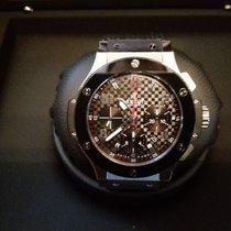 Hublot Chronograph 44mm Automatic 2015 pre-owned Big Bang 44 mm Black