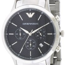 Armani Stainless Steel Mens Watch