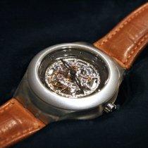Swatch Handaufzug 2002 gebraucht