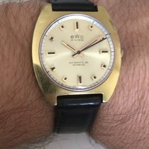 BWC-Swiss Yellow gold 35mm Automatic Bwc pre-owned