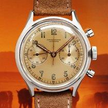 Leonidas Chronograph Handaufzug 1960 gebraucht