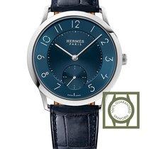 Hermès Acier 39.5mm Remontage automatique W043204WW00 nouveau Belgique, Antwerp