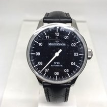 Meistersinger Silver Automatic N° 03 new
