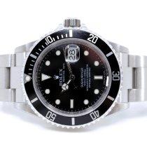 Rolex 16610 T Stahl 2010 Submariner Date 40mm gebraucht Deutschland, Oberpframmern