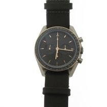 Omega 311.62.42.30.06.001 Titanio 2014 Speedmaster Professional Moonwatch 42mm nuevo