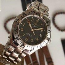 Breitling Colt Automatic Steel 38mm Black Arabic numerals United States of America, Massachusetts, Boston