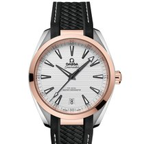 Omega Seamaster Aqua Terra Gold/Steel 41mm Silver United States of America, New York, New York