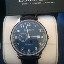 Louis Erard Steel Automatic Automatic Watch 1931 Small Seconds Limited Edition new
