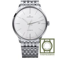 Junghans Meister Classic 38.4mm Silver