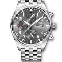 IWC Pilot Spitfire Chronograph Steel 43mm Grey Arabic numerals South Africa, Johannesburg