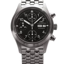 IWC Pilot Spitfire Chronograph IW3706 pre-owned