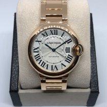 Cartier nov Automatika 36mm Ruzicasto zlato