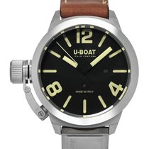 U-Boat new Automatic Center Seconds Steel Sapphire Glass