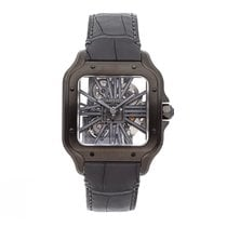 Cartier Santos (submodel) WHSA0009 pre-owned