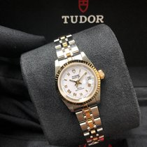 Tudor Prince Date M92413-0008 New Gold/Steel 25mm Automatic
