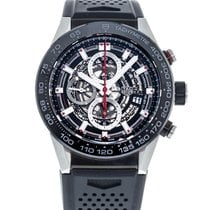 TAG Heuer Carrera Calibre HEUER 01 CAR2A1Z 2010 pre-owned