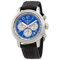 Chopard 168589-3010 Steel 2020 Mille Miglia 42mm new