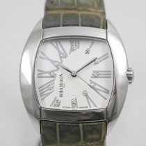 Boucheron Steel 31mm Automatic 31F1020 pre-owned