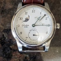 Glashütte Original PanoMaticLunar Steel 37mm Silver No numerals United States of America, California, Los Angeles